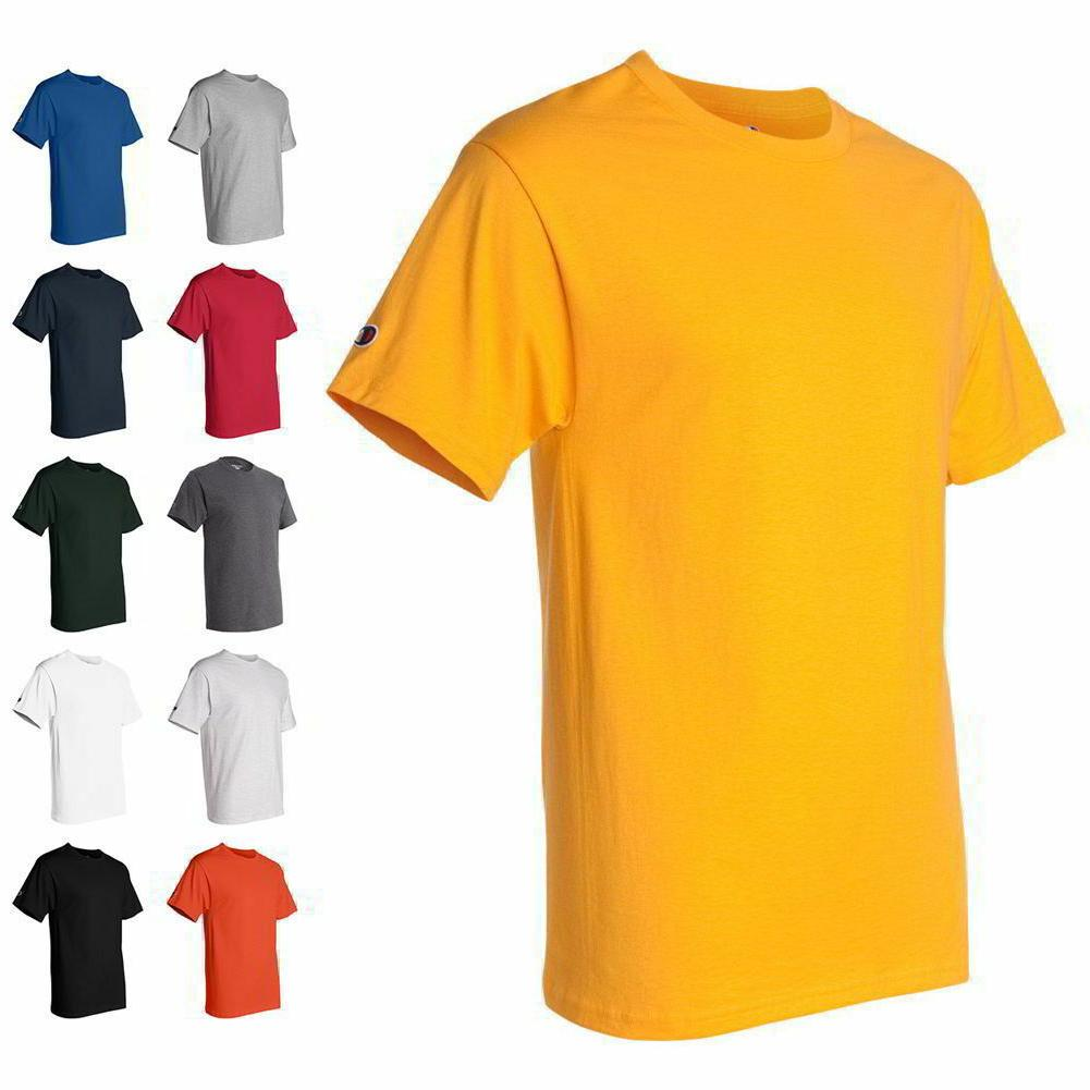 Champion T425 Short Sleeve Pick Size and