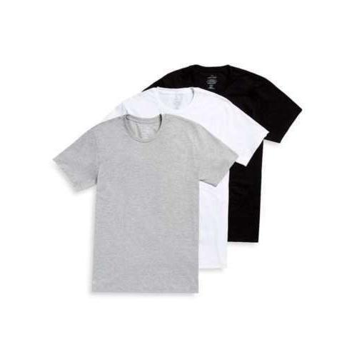 New FIT Calvin Stretch V Neck Crew Neck Tee