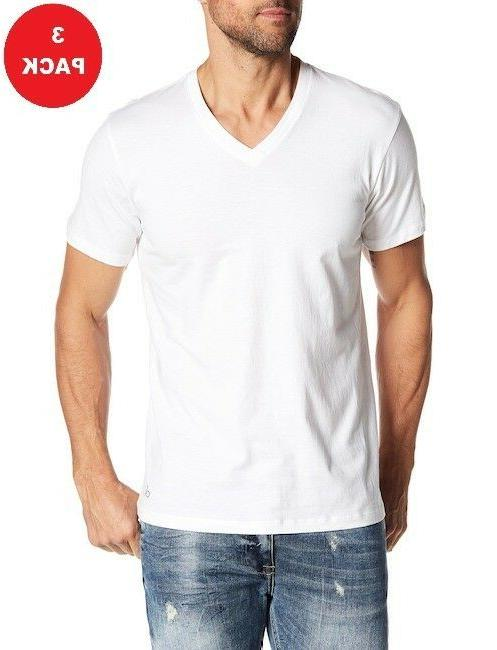 New SLIM FIT Calvin Stretch Neck T Shirt