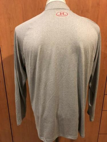 Under Armour UA Gear Mens Sleeve 1/4 Zip Loose Pullover Variety