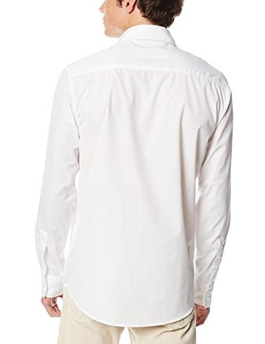 Lee Sleeve Dress Shirt, Small