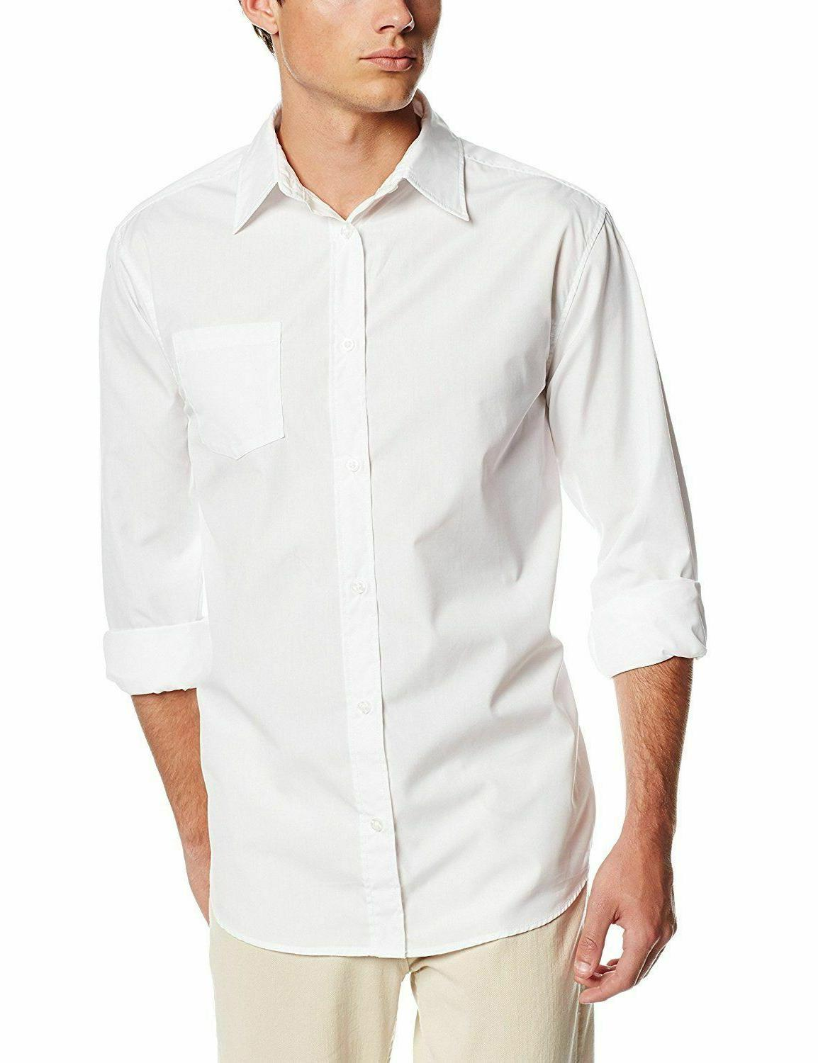 uniforms long sleeve dress shirt