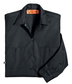 Dickies Occupational Workwear LL535BK 5XL Polyester/ Cotton