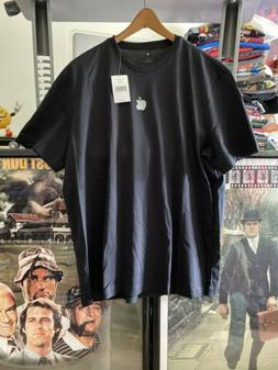 APPLE MAC T SHIRT MENS LARGE NWT NEW EARTH DAY S/S BLACK IPH