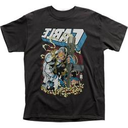 Marvel Cable of X-Force & X-Men Shell Casings Adult T-shirt