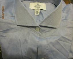 Buttoned Down Men Fitted Supima Cotton Cutaway-Collar Dress