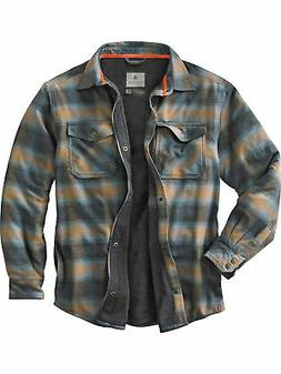 Legendary Whitetails Men's Archer Thermal Lined Shirt Jacket