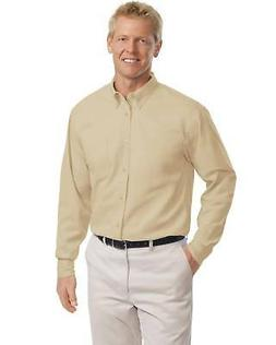 Port Authority Men's Big & Tall Long Sleeve Button Down Dres