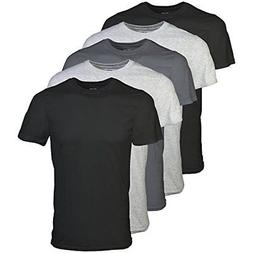 men s crew t shirt 5 pack