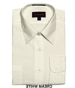 Men's Dress Shirts Regular Fit By Dimension For Everyday Off