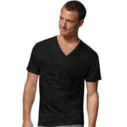 men s dyed comfortsoft tagless v neck