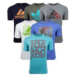 adidas Men's Mystery T-Shirts