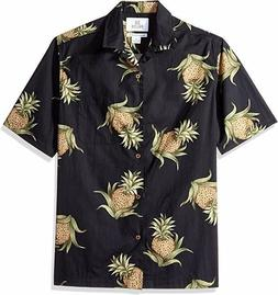 28 Palms Men's Relaxed-Fit 100% Cotton Tropical Hawaiian Shi