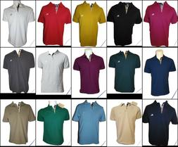 Burberry Brit men's short sleeve nova check placket polo shi