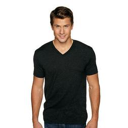 Next Level Apparel Men's Tri-blend V-Neck Short Sleeve T-Shi