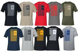 Under Armour Men's UA Freedom Flag Graphic T-Shirt 1333350 N