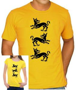 Mens and womens GAME Of THRONES CLEGANE / HOUND / MOUNTAIN T