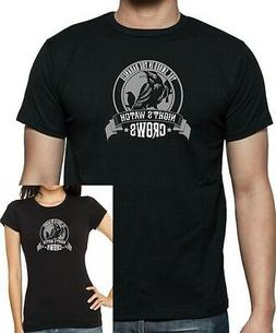 Mens and womens GAME Of THRONES : NIGHTS WATCH : CROWS T-Shi