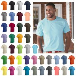 Hanes Mens ComfortSoft 100% Cotton Tagless T-Shirt S-3XL - 5