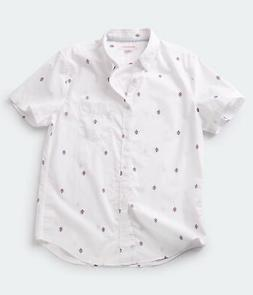 aeropostale mens double diamond button-down shirt