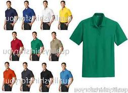 Port Authority Mens Dry Zone Dri-Fit Polo Shirt NEW Size XS-