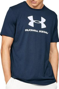 Under Armour Mens Heat Gear T Shirt Loose Fit Charged Cotton