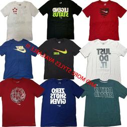Nike Mens Short Sleeve T-Shirt, Mixed Colors & Sizes