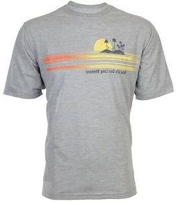 TOMMY BAHAMA Mens T-Shirt MAKE LIFE ONE LONG WEEKEND Relax F