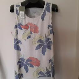Mens tank top shirt with pocket brand Goodfellow new with ta