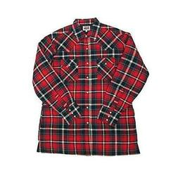 mens western quilted flannel plaid 4 shirt
