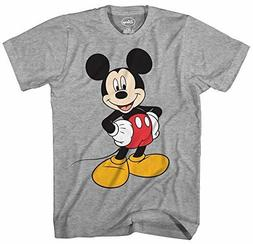 Mickey Mouse Disneyland Tee Funny Adult Mens Graphic T-shirt