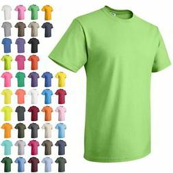Fruit of the Loom Heavy Cotton HD Short Sleeve Mens T Shirt