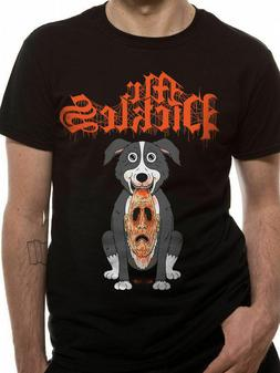 Mr Pickles Face Mask Adult Swim Licensed T-Shirts Cotton M-3
