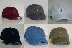 NEW Polo Ralph Lauren Baseball Cap MULTICOLORED Logo - Unise