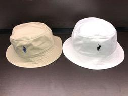 New Polo Ralph Lauren Fishing Bucket Hat