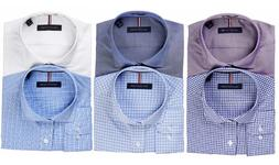 NEW!! Tommy Hilfiger Men's 2-Pack Button Down Long Sleeve Dr