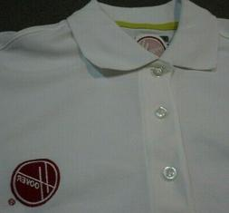 NEW Men's HOOVER Logo Vacuum Cleaner Uniform Sales Polo Shir