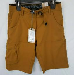 "New NWT Prana Mens Stretch Zion shorts Size 30 12"" inseam in"