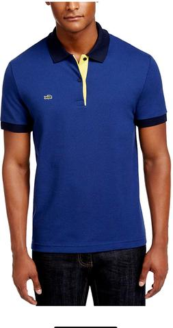 NEW LACOSTE REGULAR FIT MENS POLO SHIRT