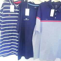 New vineyard vines Target Navy Short Sleeve Polo and T Shirt