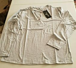 NWT MEN SIZE L MR. ZHANG LONG SLEEVE SHIRT