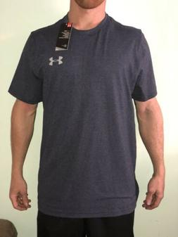 NWT Under Armour Mens Heat Gear Shirt Loose Fit Short Sleeve