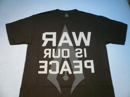 """WWE NXT Authors of Pain AOP """"War is our Peace"""" BRAND NEW t-s"""