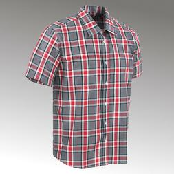 Ohio State Buckeyes Button Down Mens Camp Shirt