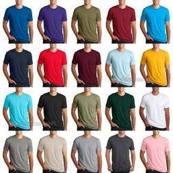 NEXT LEVEL PREMIUM CREW NECK T-SHIRT MENS SOFT FITTED BASIC