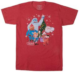 Rudolph Shirt The Red-Nosed Reindeer Yukon Christmas TV Movi