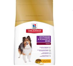 Hill's Science Diet Sensitive Stomach Adult Dog Food, 30 lbs