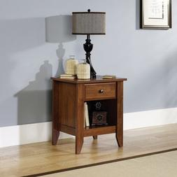 Sauder Shoal Creek Nightstand, Oiled Oak
