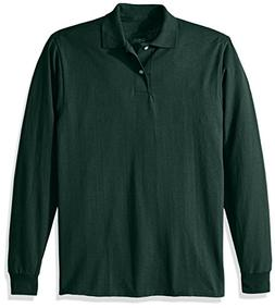 Jerzees Spotshield Adult Long Sleeve Jersey Sport Shirt