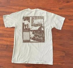 the original pantry tshirt beige mens medium